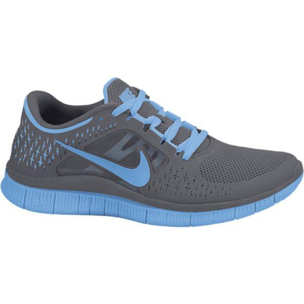 Nike Free Run+ 3 Women's Running Shoes Dark Grey, 11 ($80