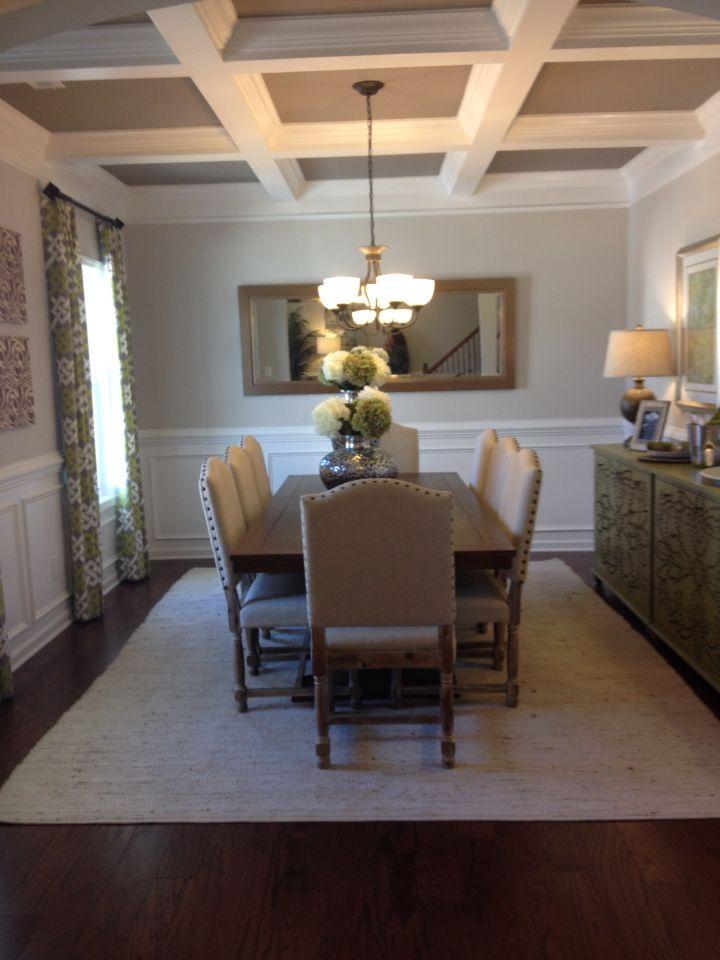 Formal room Dalton floor plan Mungo Homes