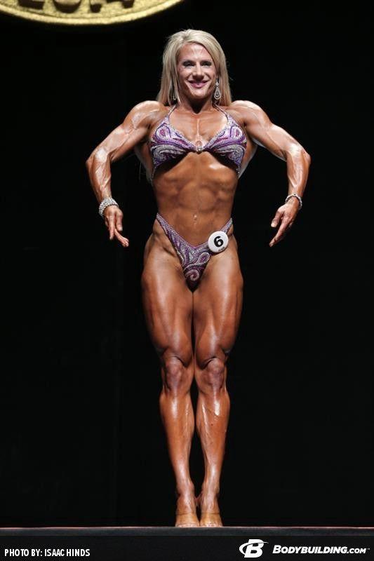 Whitney Jones 2014 Ifbb Arnold Classic Brazil Body Building
