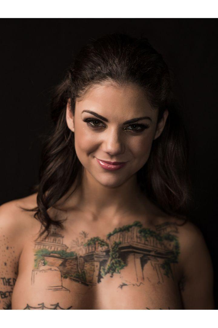 Tattoo art adult