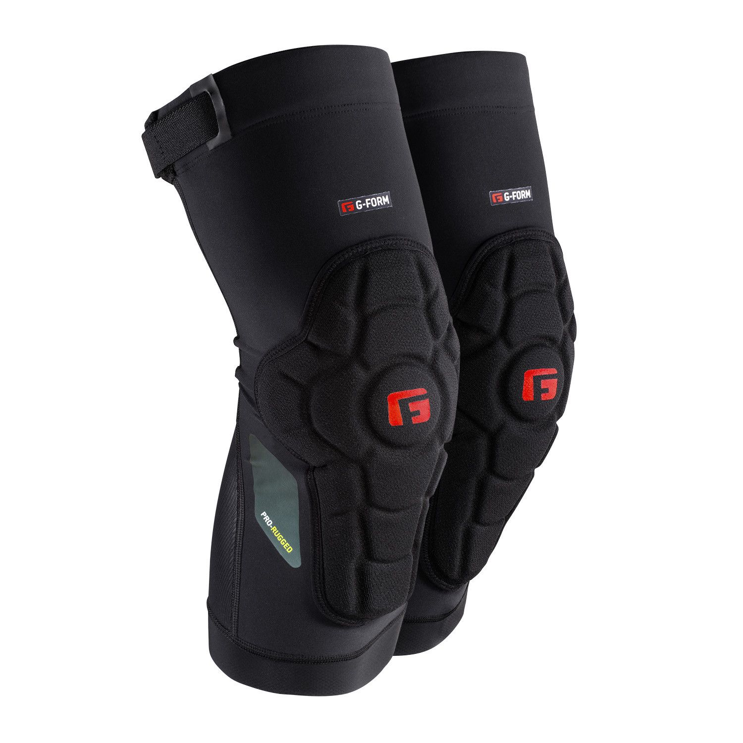 Charcoal Knee, Knee pads, Compression fabric