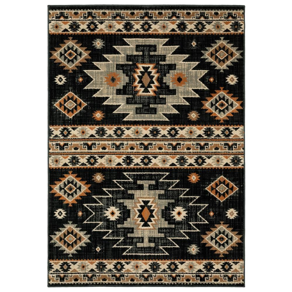 Home Decorators Collection Zadora Multi 9 Ft 6 In X 12 Ft 2 In
