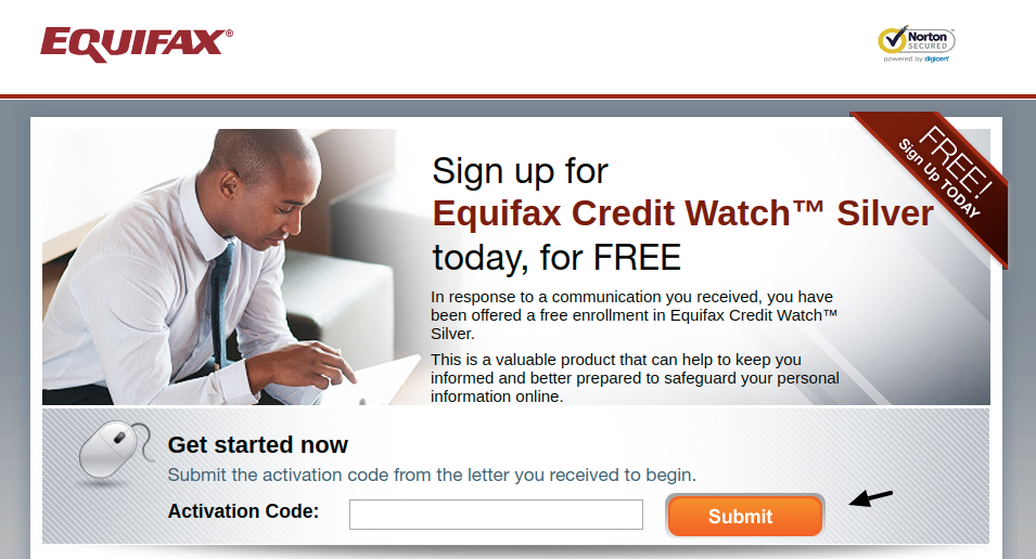 How to Sign up for a free Equifax Credit Watch Silver