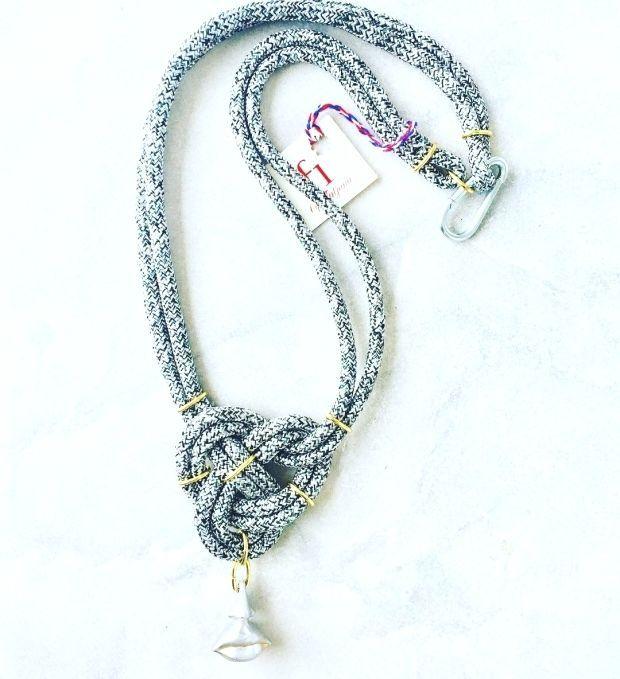 Rope Jewelry : ????UNIQUE JEWELERY FROM MONTENEGRO #ogrlica#jewelry#nacklaces#newyearpresent#necklaceaddict#handmade#art#elegant#jewelrymaking#jewelryforsale#montenegro#new#summer#collana#fashion#fashionblogger#jewelrydesigner#jewelryofheday#unique#madeinmontenegro#streetstyle#trendy#collar#collier#????????#halskette#??#????? #fi_by_tatjana #Rope #Jewelry