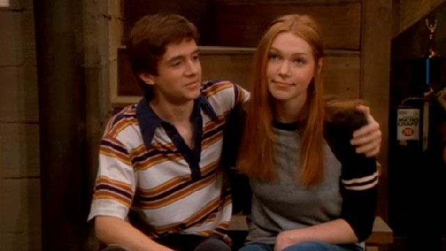 that 70s show donna and erics relationship