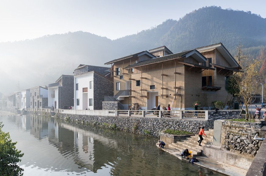 Renovation Of Wencun Village | Architect Magazine | Amateur Architecture  Studio, FuYang, China,