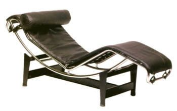 Bauhaus Liege Chaiselongue Ic4 Entwurf Le Corbusier