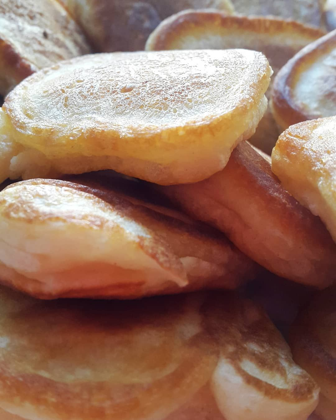 Любимые оладушки к завтраку☕☕ . . @prilaga