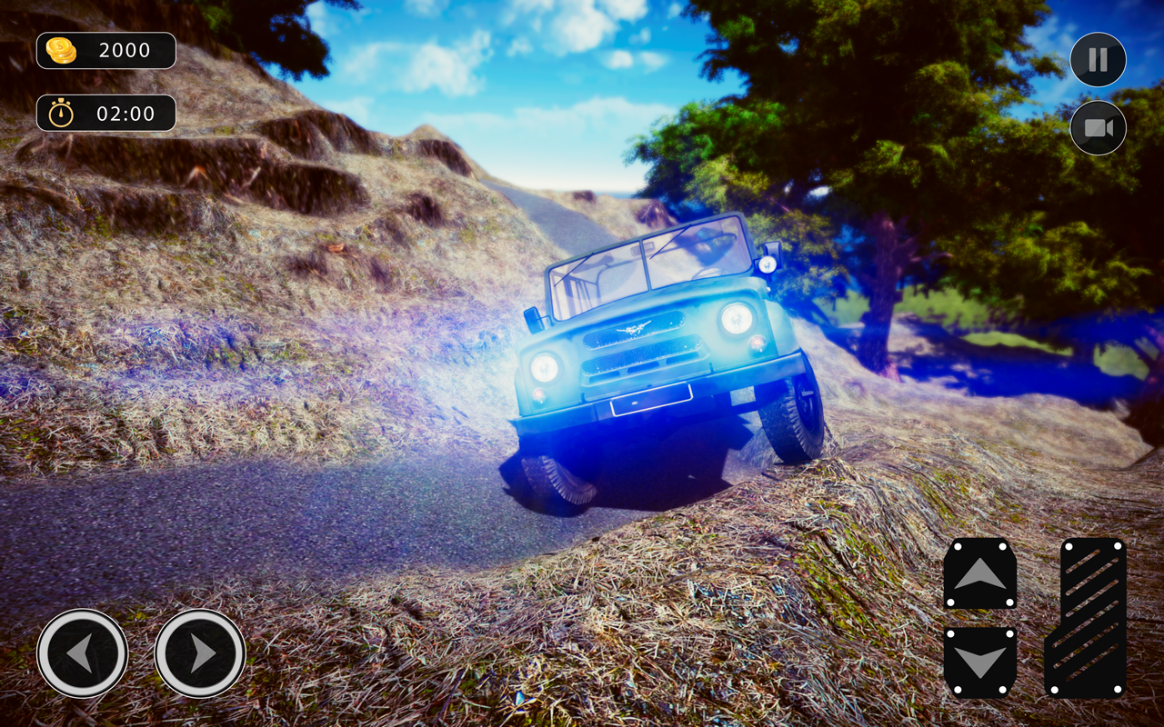 Jeep Mountain Offroad Jeep Offroad Offroad Games