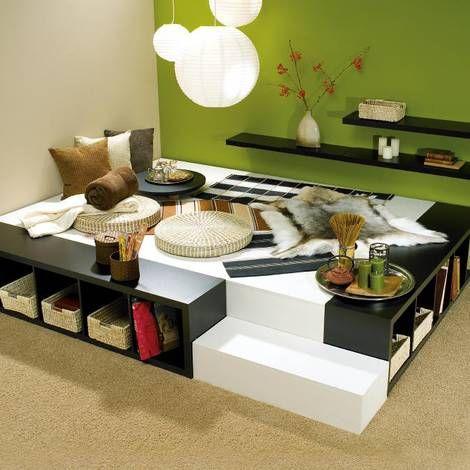 podest selber bauen alles f rs haus podest bauen podest bett kinderzimmer und podest. Black Bedroom Furniture Sets. Home Design Ideas