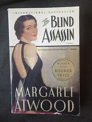 The Blind Assassin by Margaret Atwood (2001, Paperback) for sale online | eBay