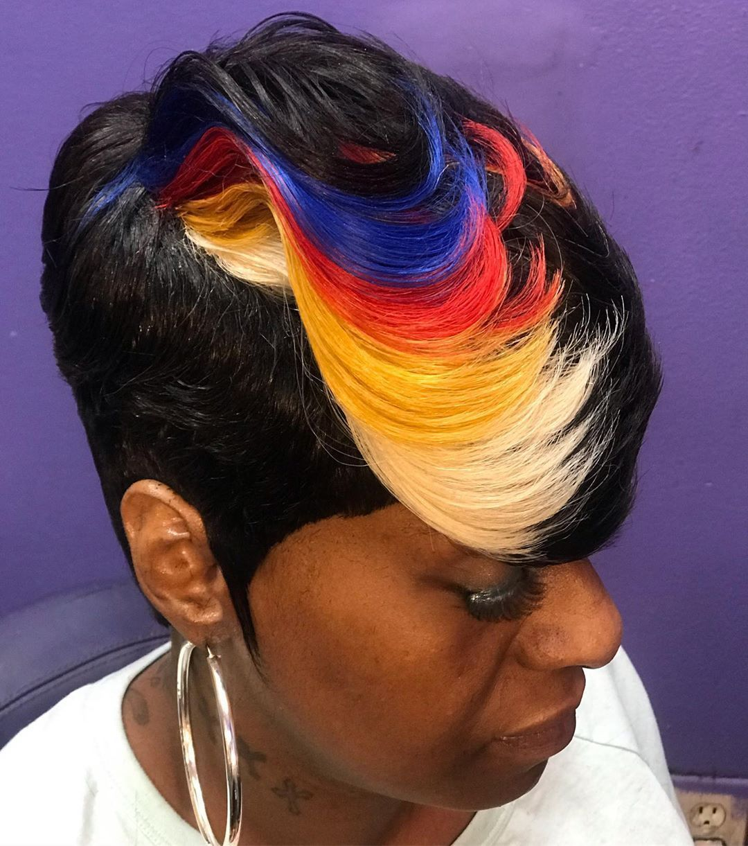 Quick Weave Hairstyles, 27 Piece Hairstyles