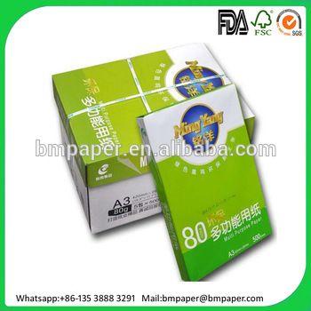 APP Copy Paper: BLC Paperline Sinar Dunia A4 A3 80 gram 70 g