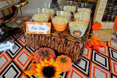 GreyGrey Designs: {My Parties} Little Pumpkin Party