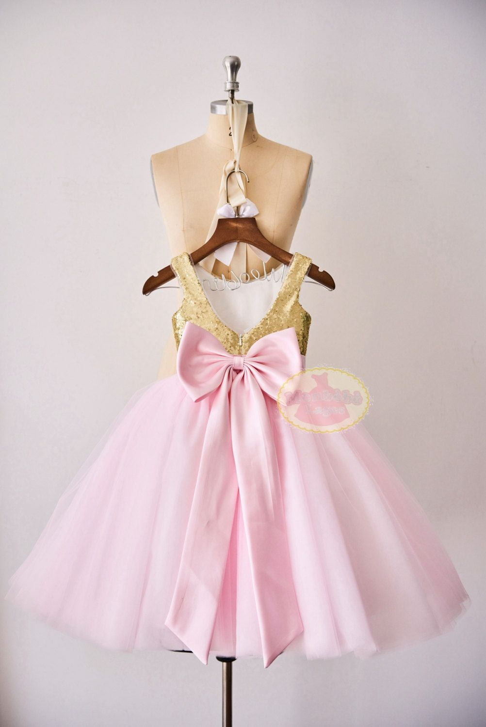 15 Pretty Perfect Flower Girl Dresses by MonbebeLagos