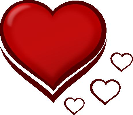 tiny heart clip art hearts pinterest clip art and valentine heart rh pinterest com small heart clip art images small pink heart clip art