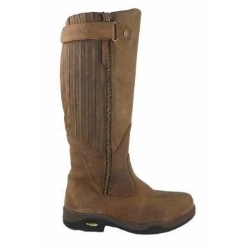 Gorse X Rider Country Boots Wide Calf Boots Country Boots Leather Riding Boots