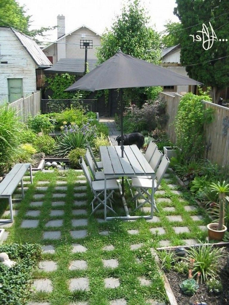 22 Princely Small Backyard Makeovers Ideas On A Budget # ...