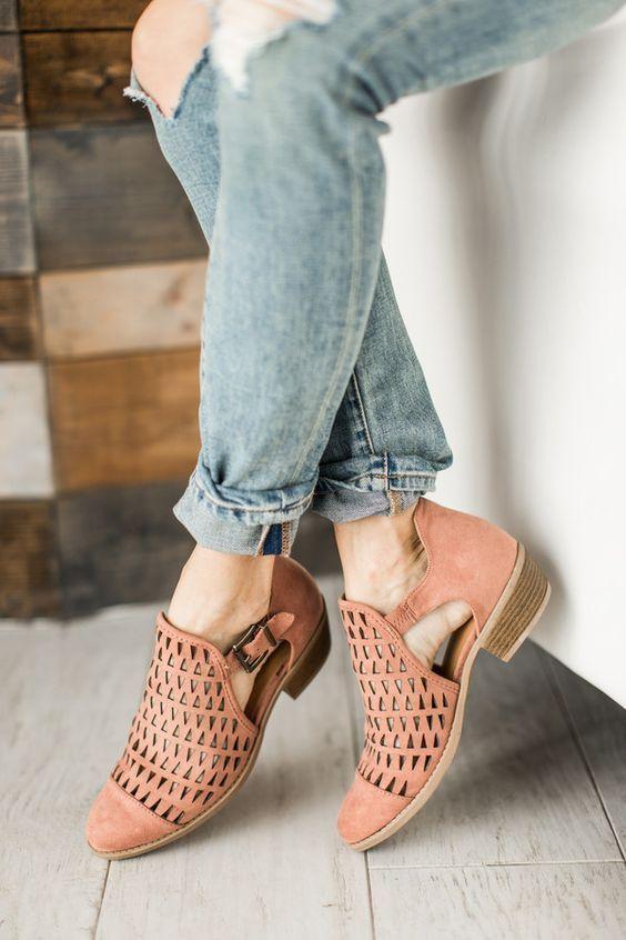 48a58e152743 21 Shoe Boots That Look Fantastic  wedges  shoes  sandals  heels