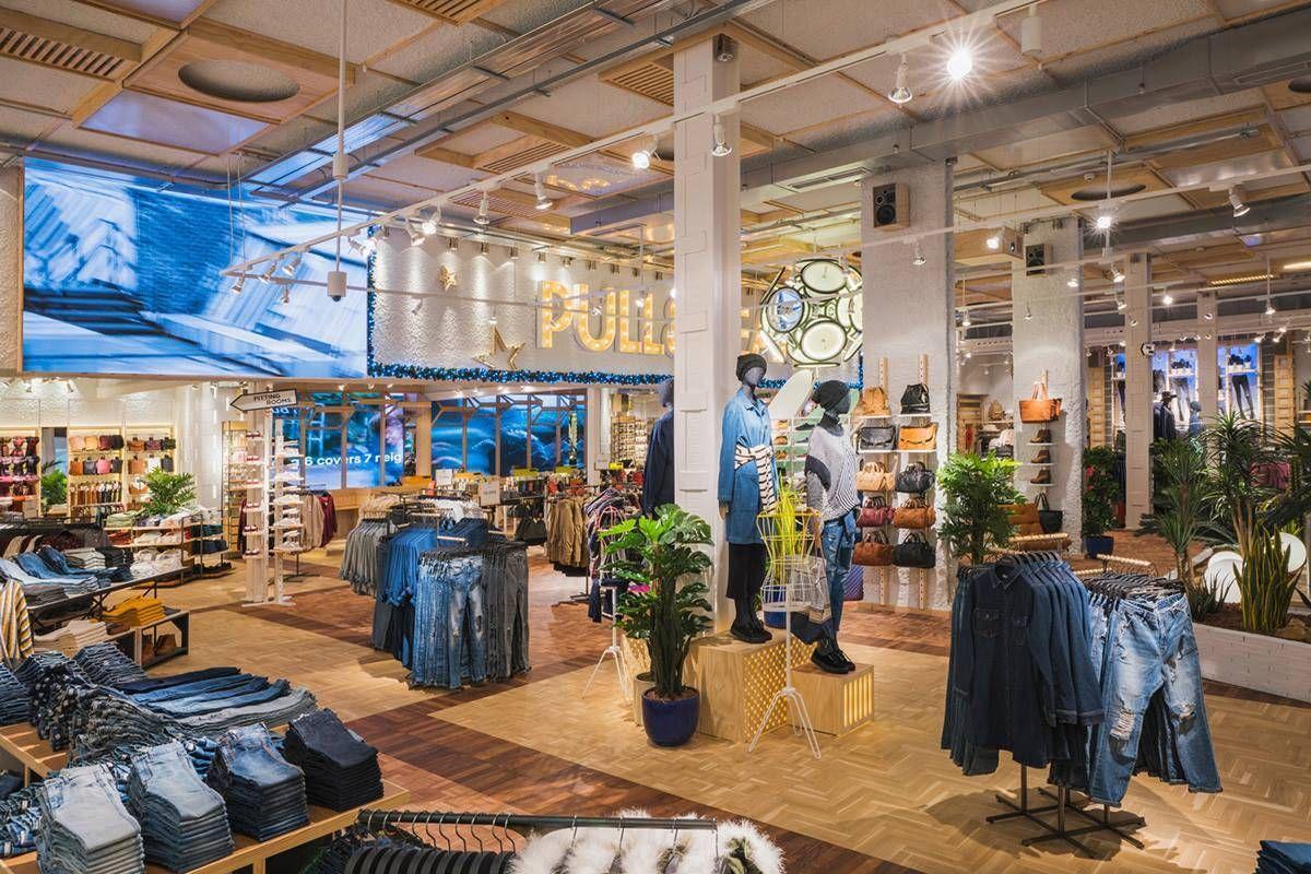 Inditex abre una tienda Pull&Bear de 1.000 metros en Hermosilla   zonaretiro.com