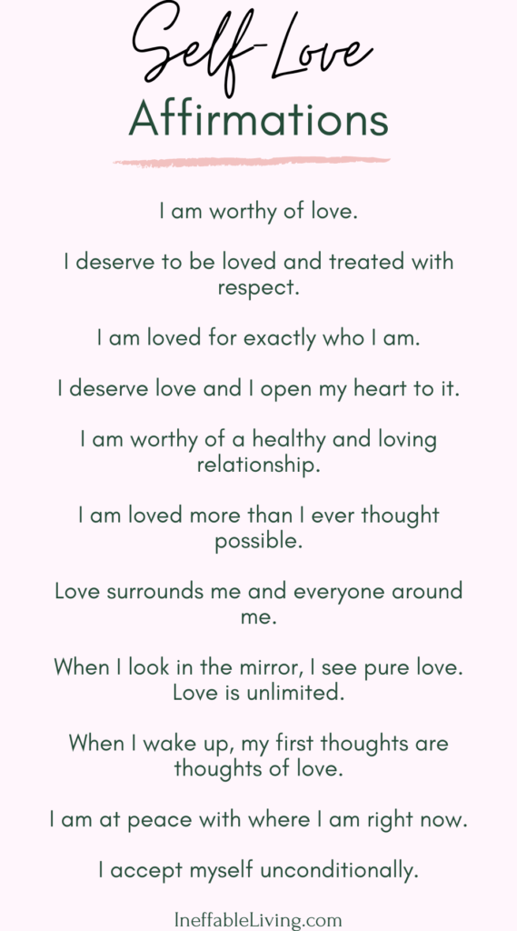 37++ Writing affirmations for 21 days trends