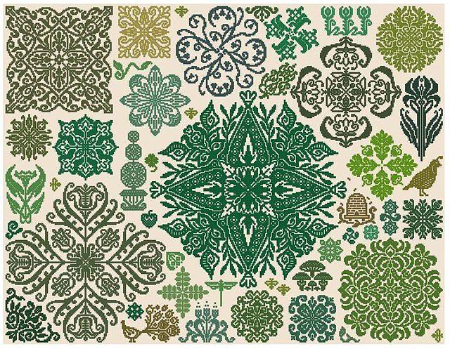 (1) Gallery.ru / Фото #49 - Зеленые идеи - Mosca