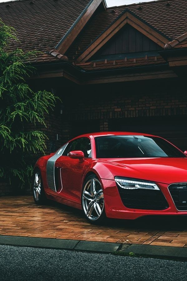 Born On The Track, Built For The Road, Audi R8. #cars #