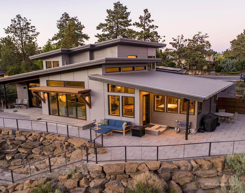 Modern Custom Home Design House Designs Exterior House Design House Exterior