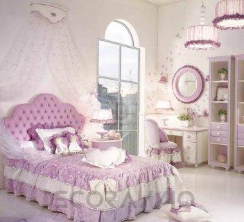 #kidsroom #childrenroom #designideas #furniture #kids #children #design #style #interior Комплект в детскую Ebanisteria Bacci Maison Jolie, composition-N.011-N.012