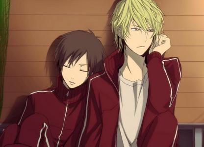 Shizuo & Izaya so Cute! :3