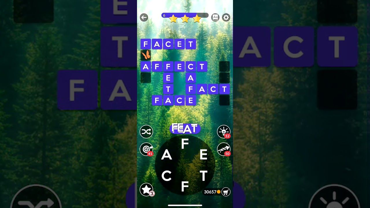 Wordscapes Daily Puzzle July 31 Answers (Wordscapes Daily ...