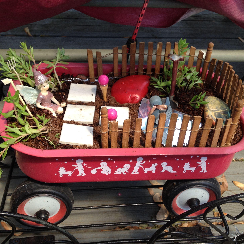 32++ Crafts by amanda fairy garden ideas