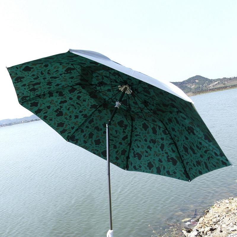 52 79 Here Newly Camouflage Patio Umbrella Outside Rainproof Beach Parasol Garden Outdoor