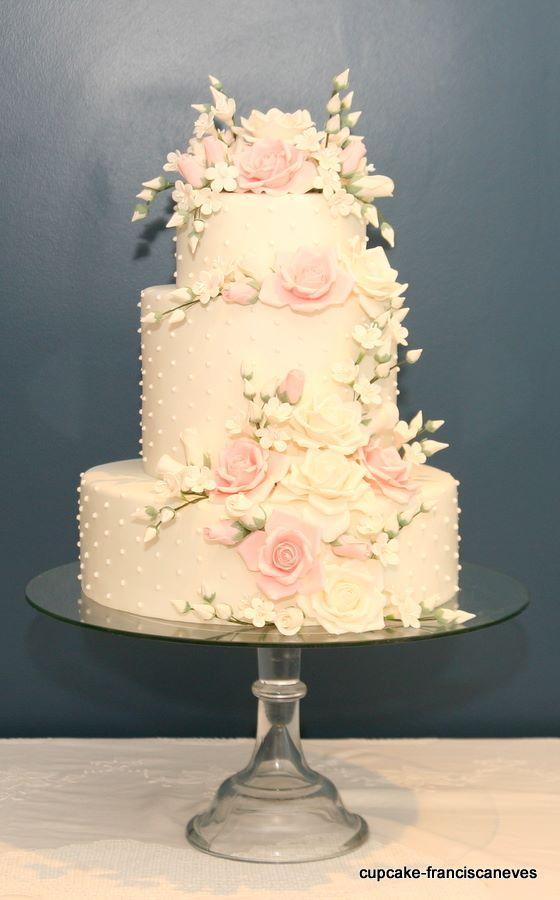 Unique and Elegant Wedding Cake Ideas | Elegant wedding cakes ...