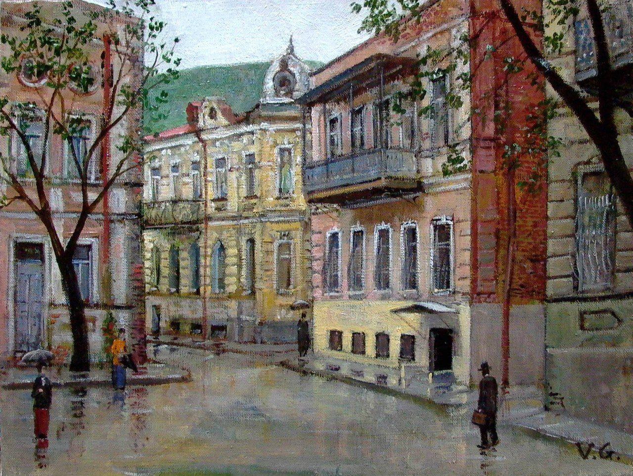 Шедевры грузинской живописи | ВКонтакте