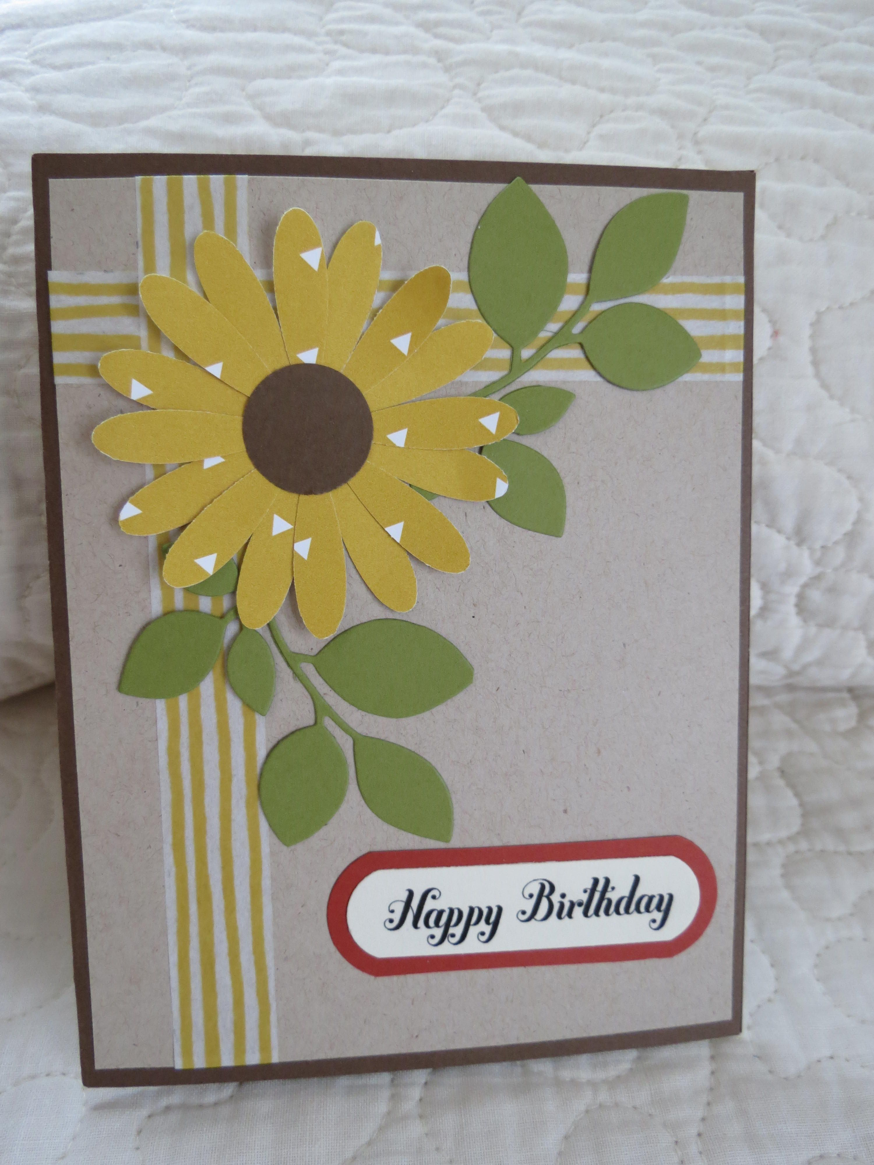 Birthday Card 2014 Cards Pinterest Birthdays Cards And Card Ideas