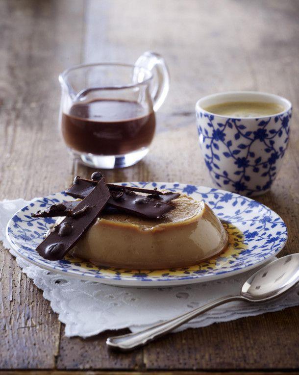 Unser beliebtes Rezept für Karamellpudding mit Espressosoße und mehr als 55.000 weitere kostenlose Rezepte auf LECKER.de.