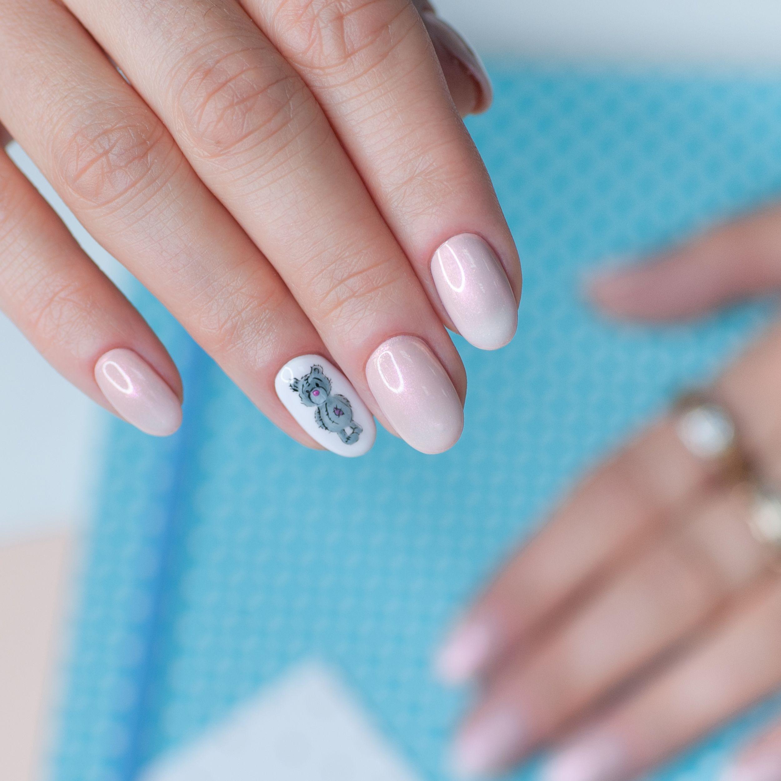 art nails manicure CNI Арт маникюр ногти | CNI manicure