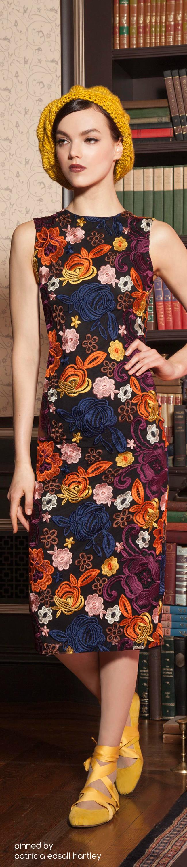 Alice + Olivia PreFall 2016 Fashion Show Kıyafet