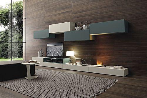 salon con chimenea electrica Buscar con Google salones y