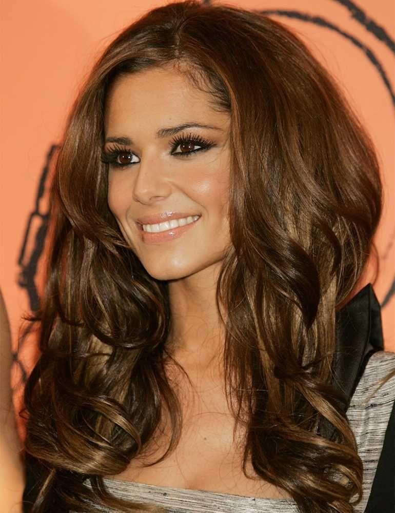 hair Cheryl cole
