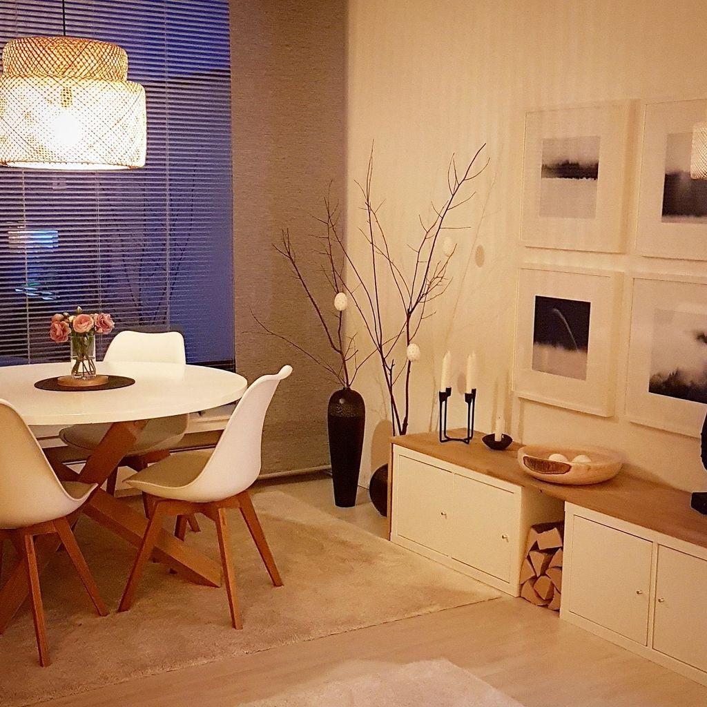 scandystyle ikea lampe esszimmer wohnzimmer