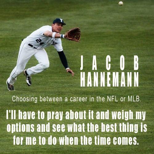 Jacob Hannemann Mormon 2 Sport Star Sports Stars Sports Freshman College