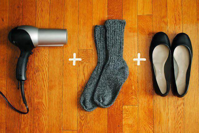 3 Formas de Alargar Sapatos Apertados Como Fazer