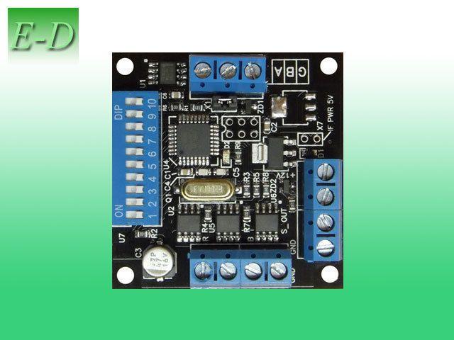 Details about DMX to WS2811 WS2812 strip converter  SM16703, WS2812