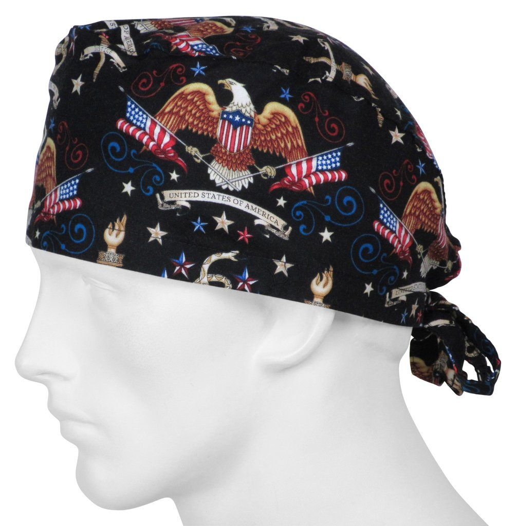 6dae826c8cd Surgeons Scrub Cap Liberty USA Made 100% Cotton In Stock Ships Worldwide  Daily designer fabrics Top Quality Comfort and Design @ SurgicalCaps.com