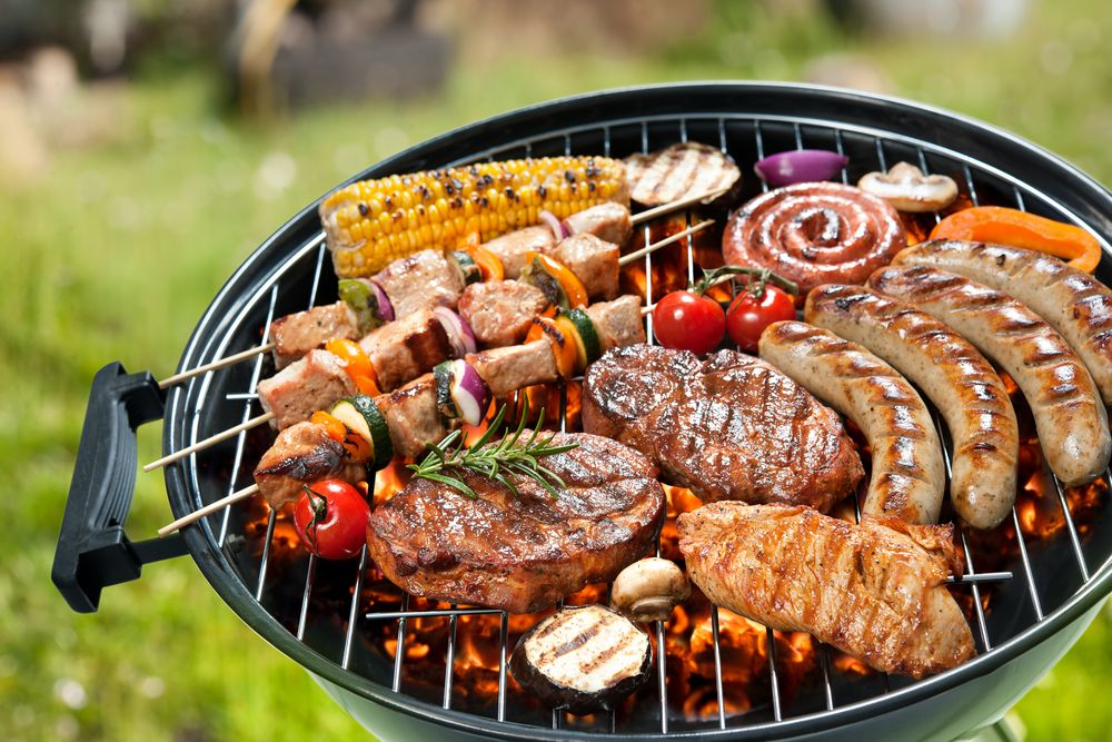 Spartan Life Top 5 Summer Grilling Ideas Vegan Cajun Burgers Grilled Dinner Recipes Barbecue Dinner Recipes Grilled Dinner