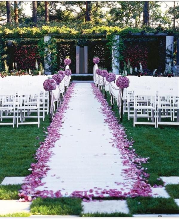 Wedding Aisle Music Ideas: Wedding Aisle Decorations, Wedding