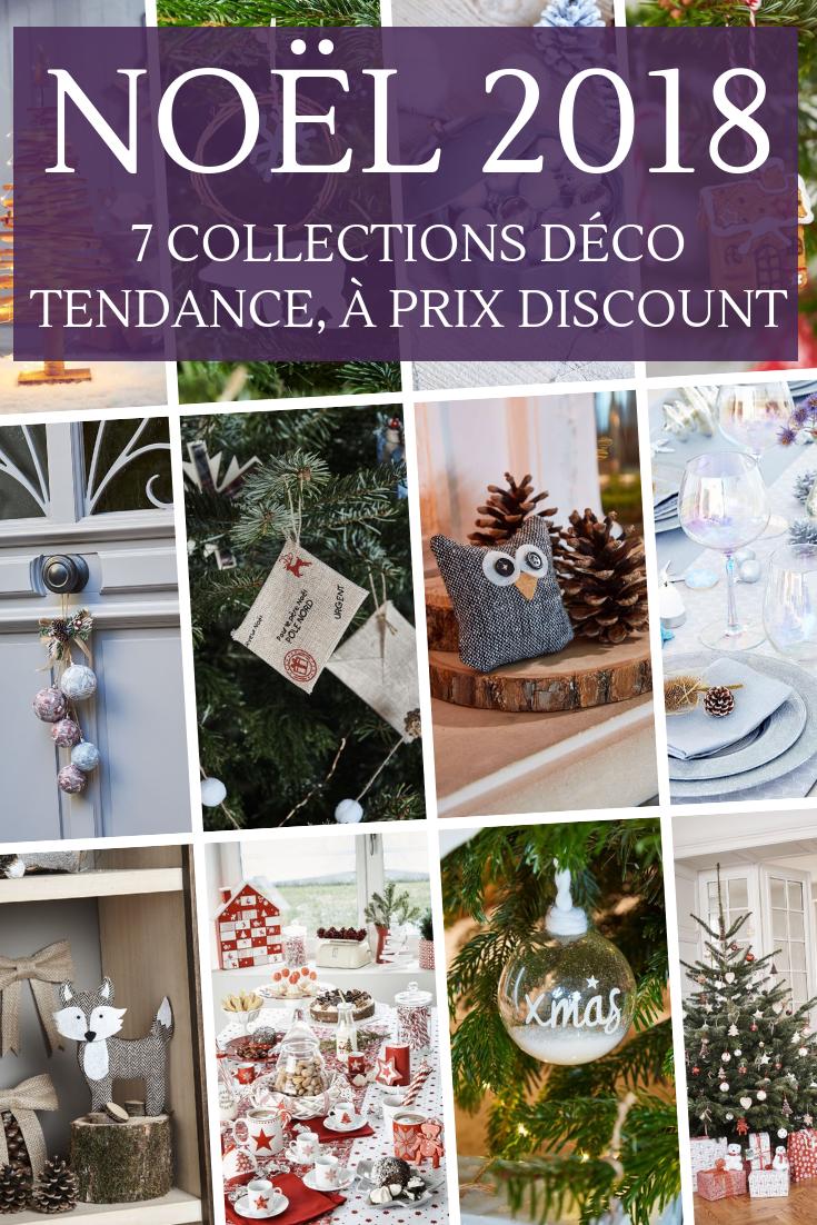 Les 7 Collections Deco Tendance Accessibles De Gifi Pour Noel 2018 Deco Noel Gifi Decoration Noel Et Noel