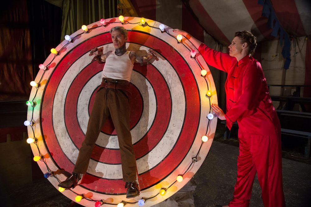 circus sideshow characters Google Search American